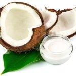 Crema de Coco para un Cabello Largo, Lindo y Sedoso