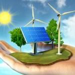 Cuatro países ya acanzarán el 100% de renovables