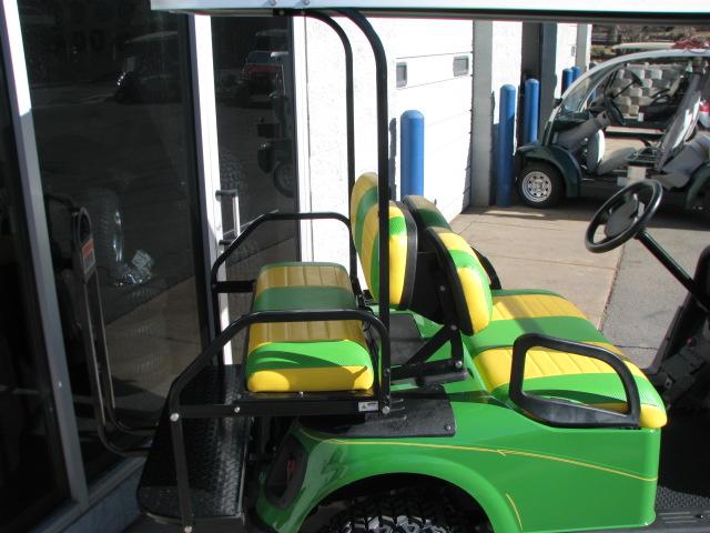 Custom John Deere Golf Cart Golf Carts Colorado Springs