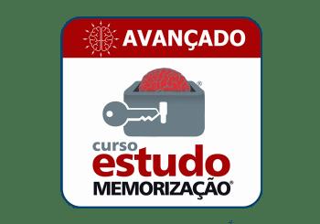 logotipo curso estudo e memorizacao avancado do professor renato alves