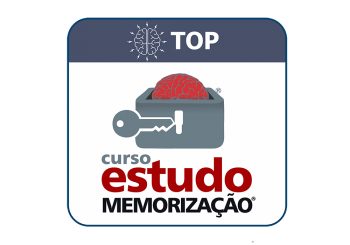 logotipo curso estudo e memorizacao top do professor renato alves