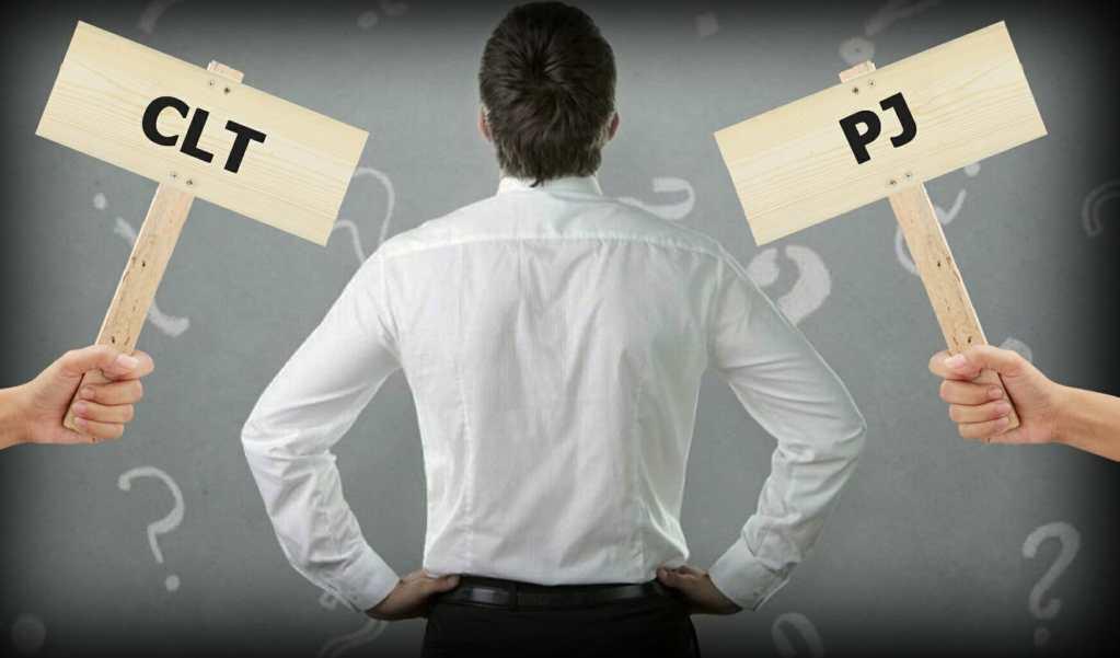 Conheça as Diferenças de Contratar no Modelo CLT e PJ.
