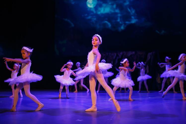 балет в цдм