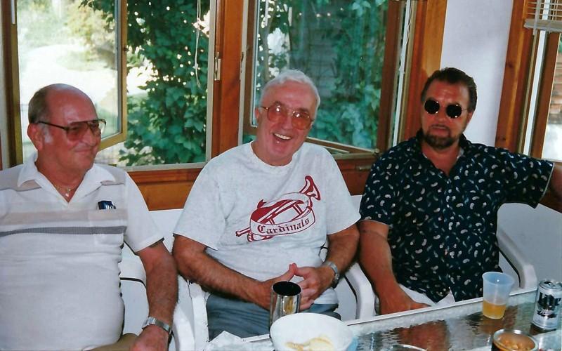 Al Saia, Jack Whelan, and Gerry Shelmer