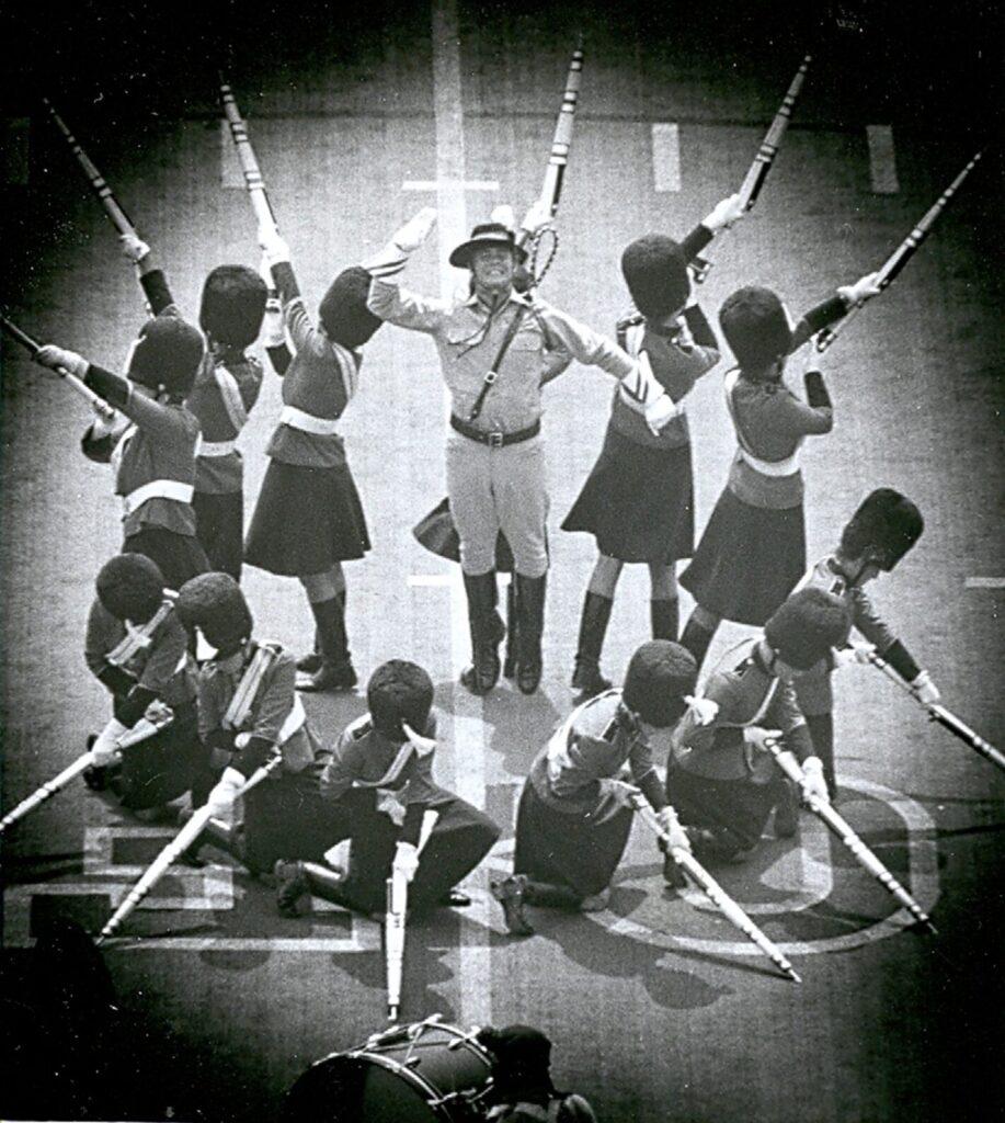 """27th Lancers 1975 concert, """"Celebrate"""""""