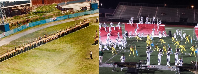 Innovation and Evolution in Modern Drum Corps (Part ONE)