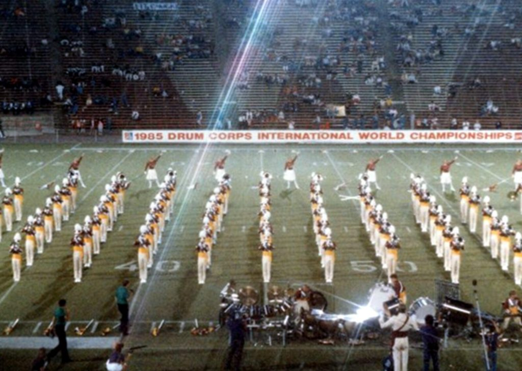 Cadets, 1985 Finals, Madison, WI