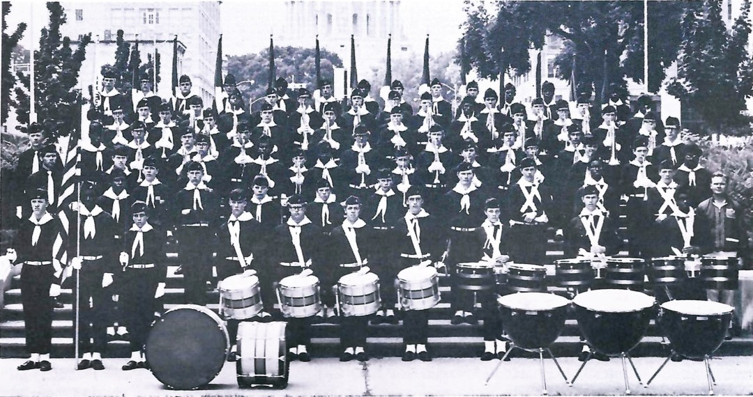 1970 Madison Scouts