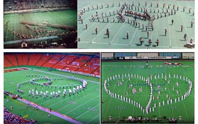 Innovation and Evolution in Modern Drum Corps Visual (Part 4D): Design/Movement – 20th Century