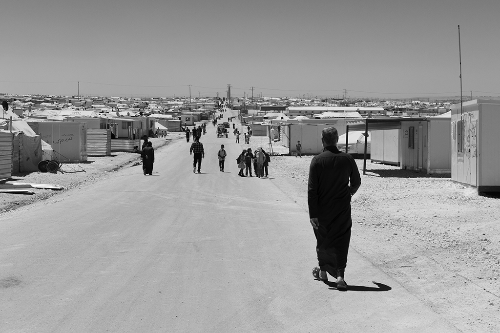 Syrian refugees, Judith Prat