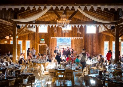 Segrave Barn Wedding table details