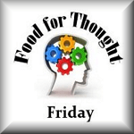 Food for Thought Friday Badge - Landmarks