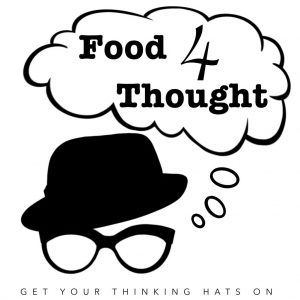 Food for thought badge