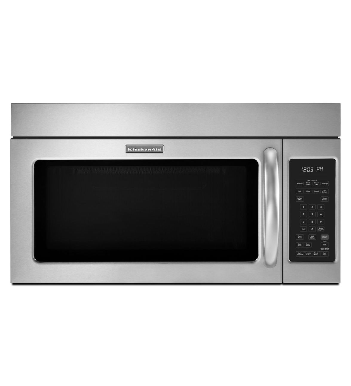 KitchenAid 30 MicrowaveHood Combination Master