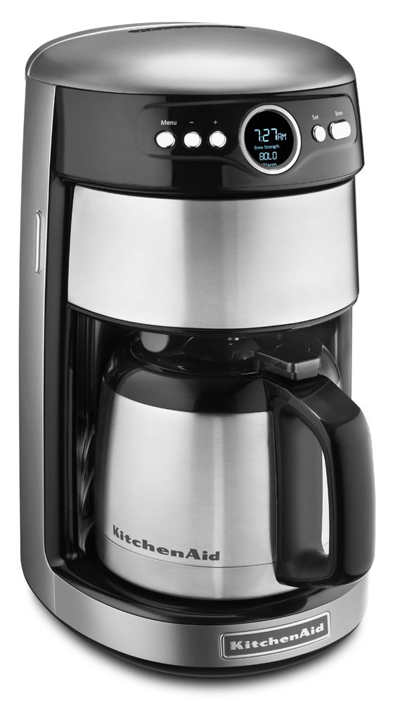 KitchenAid 2 Cup Thermal Carafe Coffee Maker Master