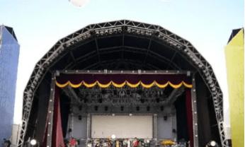 Estrutura completa para shows e eventos