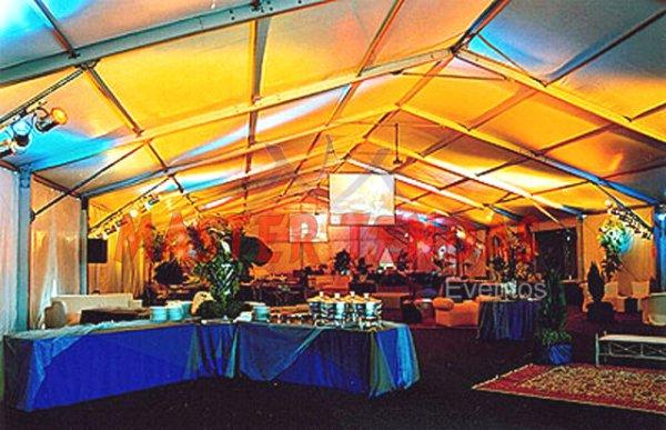 Decoracao para eventos master tendas