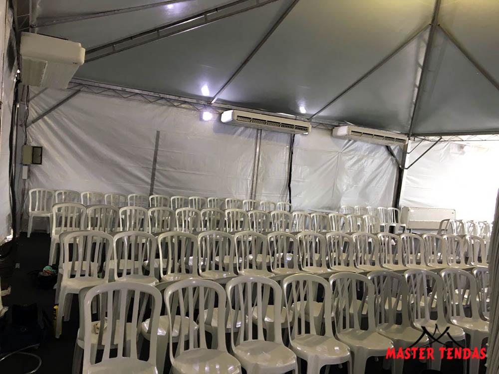 Climatização para eventos em campinas e região