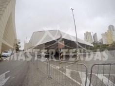 Locação e vendas de tendas