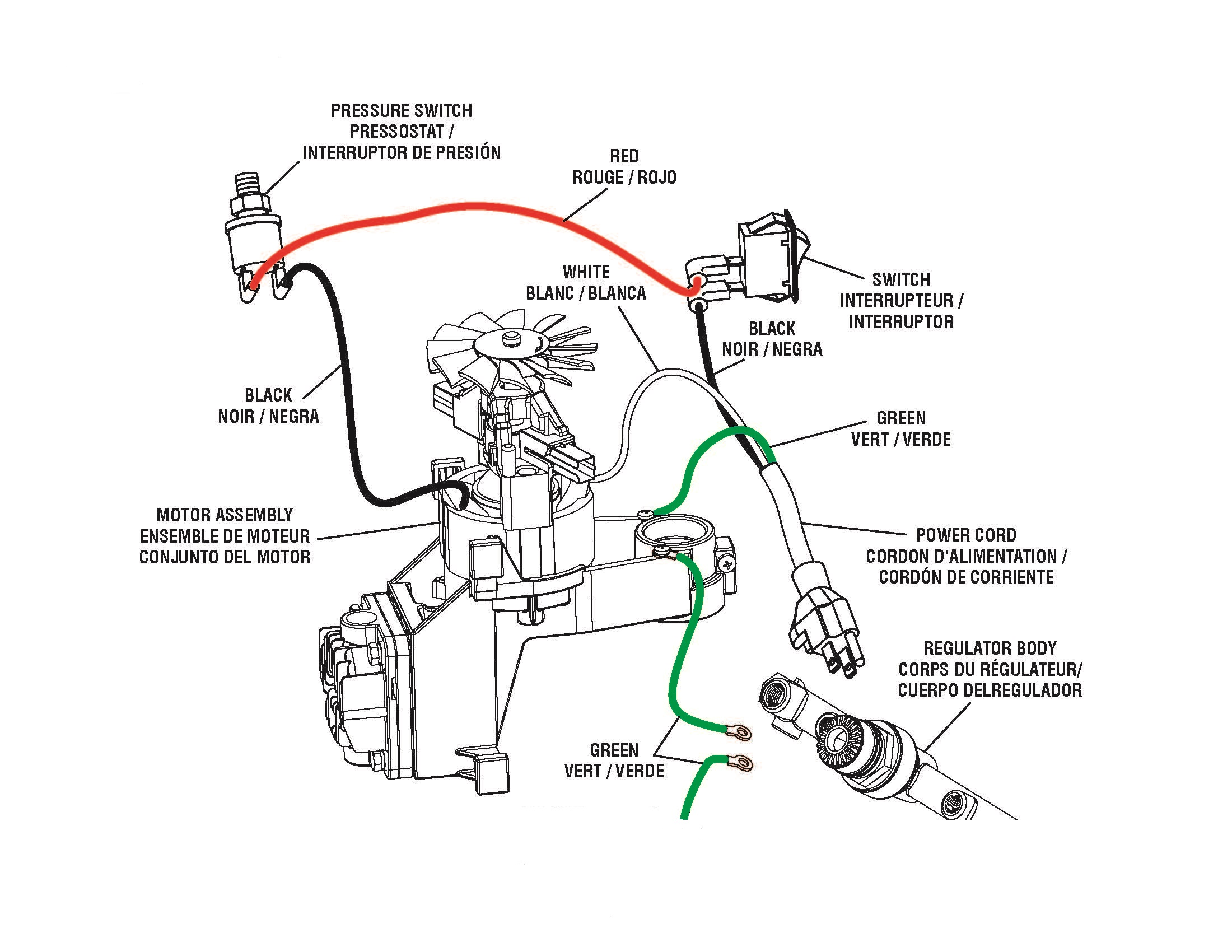 Power Tool Single Pole Switch Wiring Diagram