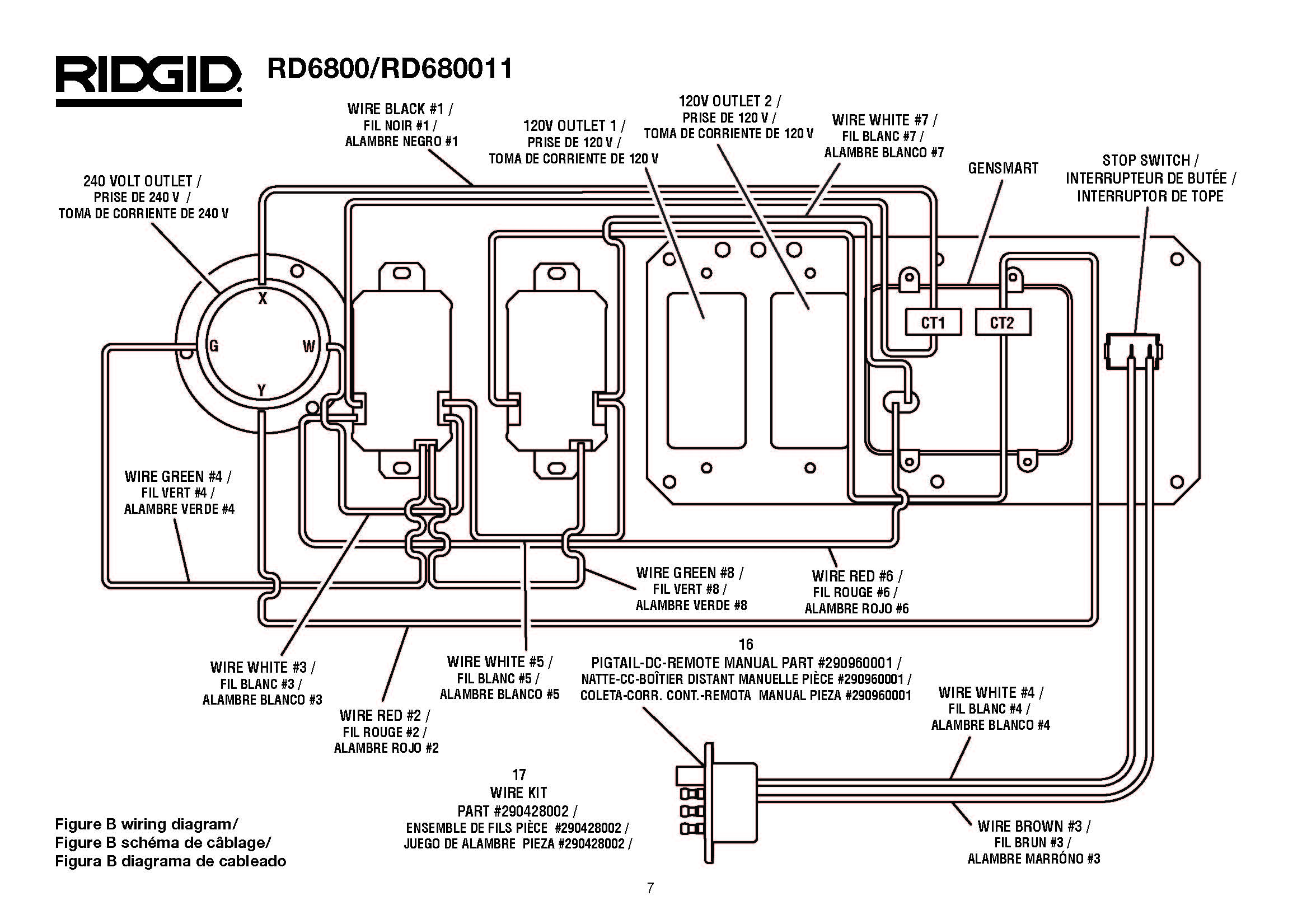 Fine 4 Wire 220v Wiring Diagram Picture Collection - Wiring Diagram ...