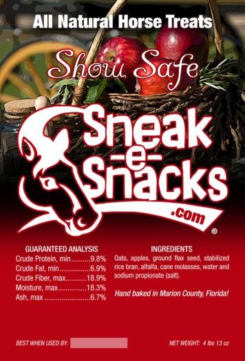 Sneak-e-Snacks Show Safe