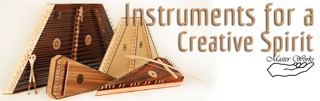 Instruments for a Creative Spirit