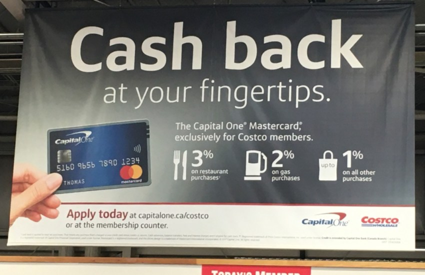 Costco Capital One MasterCard Review
