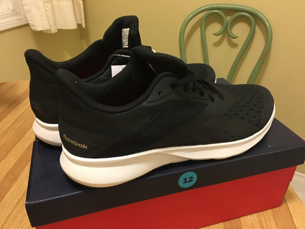 Costco Reebok Running Shoes Review