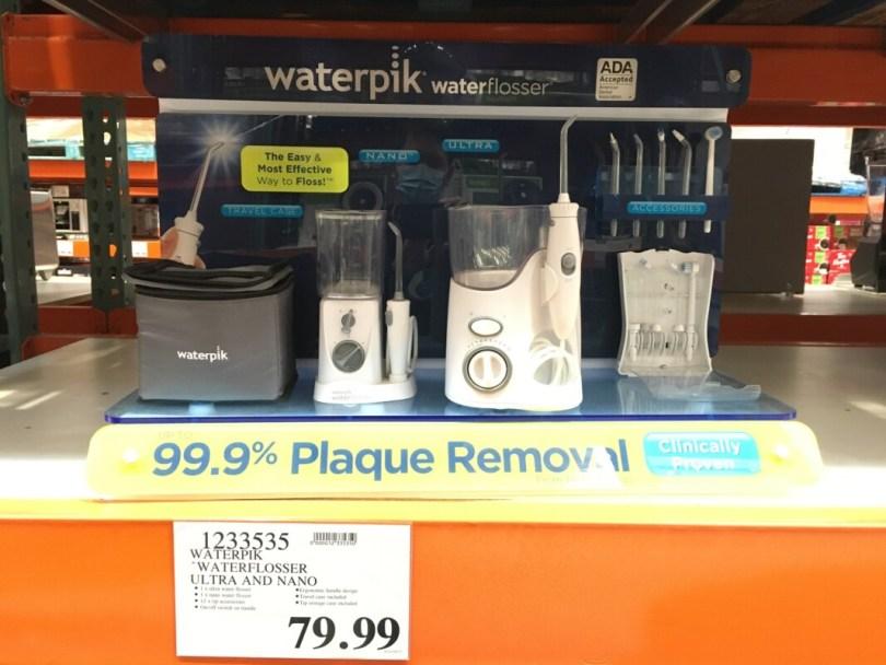 WaterPik Waterflosser Review