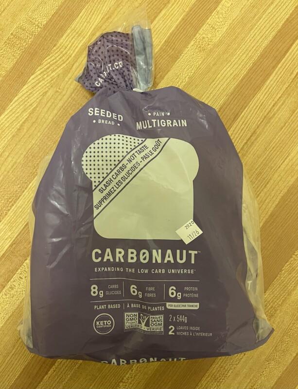 Costco Keto Carbonaut Bread Review