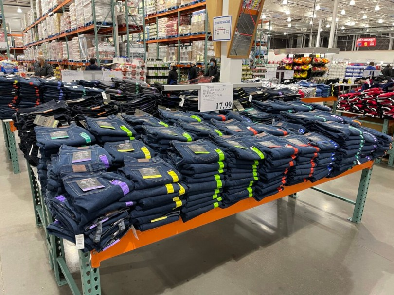 Costco Kirkland Jeans Review