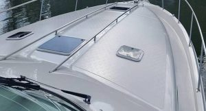 ceramic coating for yacht antibes cannes golfe juan french riviera