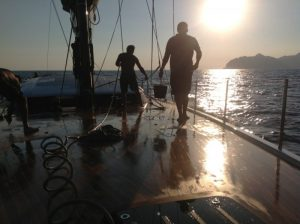 wash down yacht boat french riviera maintenance cleaning antibes cannes golfe juan