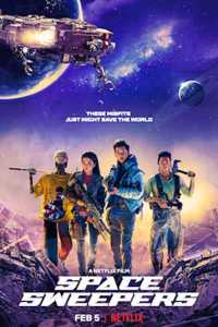 Read more about the article Space Sweepers (2021) Hindi Dubbed