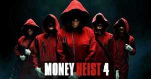 Read more about the article Money Heist (Hindi) – Season 04 – Complete