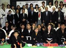 Miembros WTF, COI y Sirota`s Alchymy.
