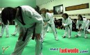 Para-Taekwondo Demo Team Performing TaeKwon Dance.