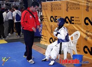 Taekwondo Chile - Alicante, España 2010 - 01