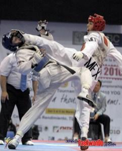 Carlos Navarro Valdez - Taekwondo Mexico_450