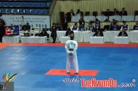 Mundial de Pumse 2010, GM. Oskar Posada, Master 3.