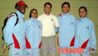 Equipo Taekwondo Aruba