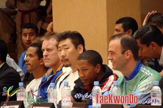 14_Gergely Salim (DEN), Henk Meijer (NED), Jimmy Kim (USA), Gabriel Mercedes (DOM), Claudio Aranda (ARG)