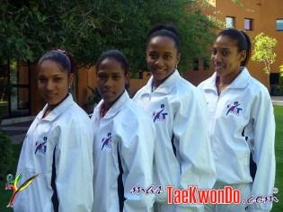 Taekwondo_Republica-Dominicana_mujeres