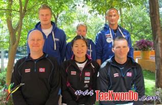 Noruega_Taekwondo-TEAM