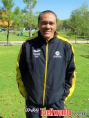 Alvaro Vidal_Equipo Olimpico Masculino de Colombia