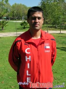 Felipe Soto_Equipo Olimpico de Chile