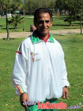 Giovanny Rojas_Equipo Olimpico de Bolovia