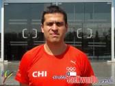 Felipe Soto, Director Técnico Selección Nacional de Chile.