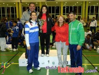 mejor competidor junior femenino